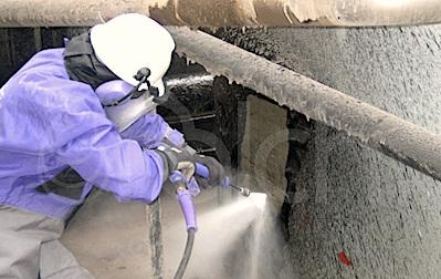 Bitumen eltávolítása