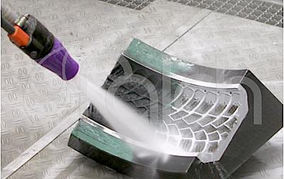 Gépek alkatrészeinek tisztítása