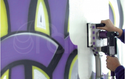 Graffiti eltávolítása