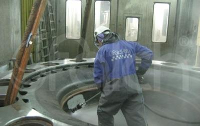 Ipari berendezések tisztítása
