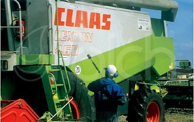 Mezőgazdasági berendezések és épületek tisztítása