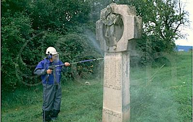 Műemlék helyreállítása és tisztítása
