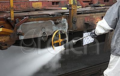 Vasút tisztítása és karbantartása
